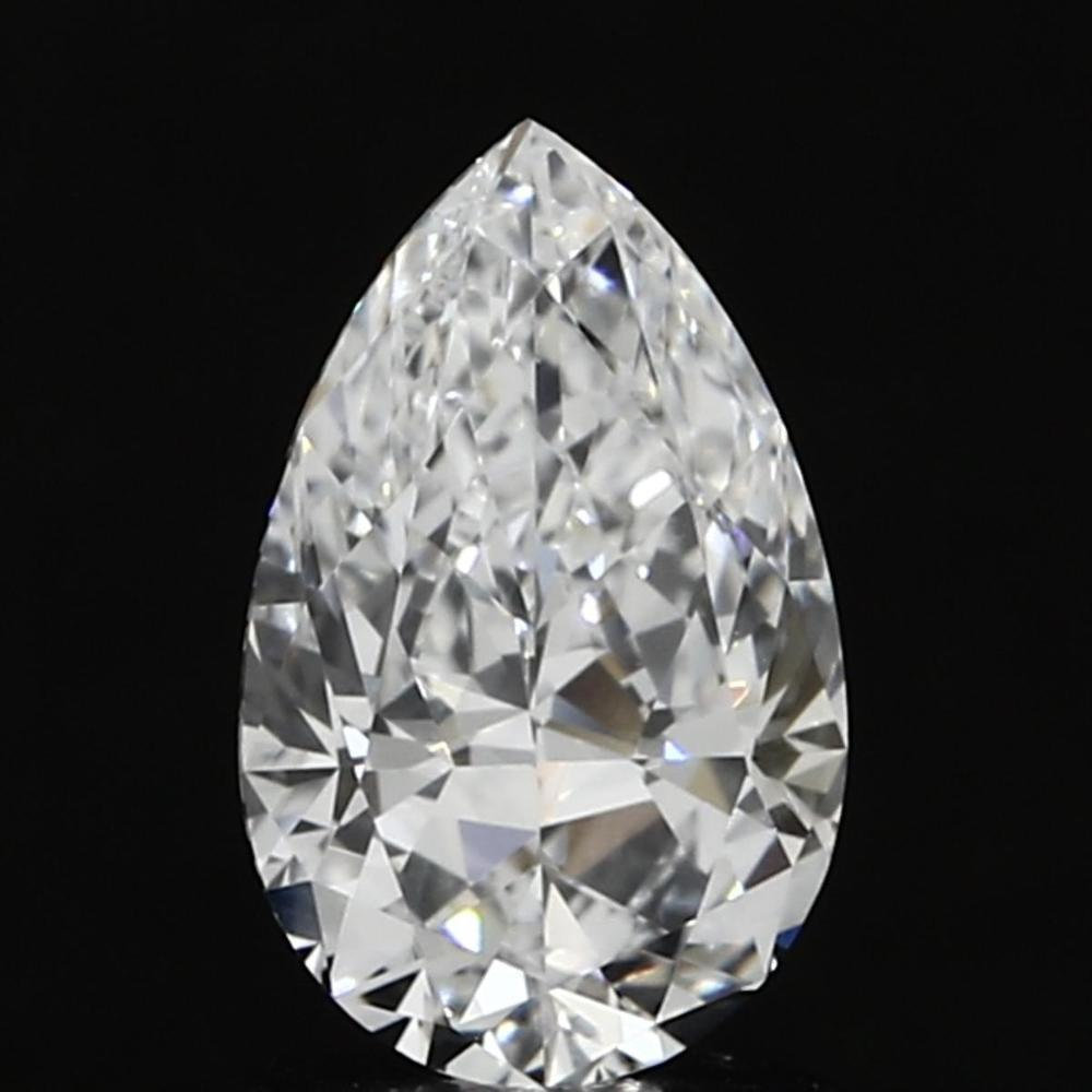 1.02 Carat Pear Loose Diamond, D, VVS1, Super Ideal, GIA Certified | Thumbnail