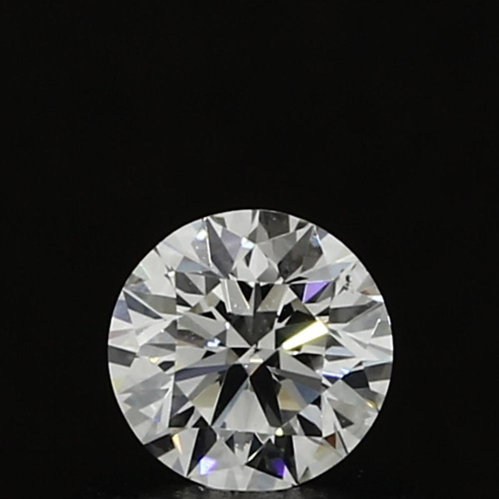 0.40 Carat Round Loose Diamond, I, VS2, Super Ideal, GIA Certified