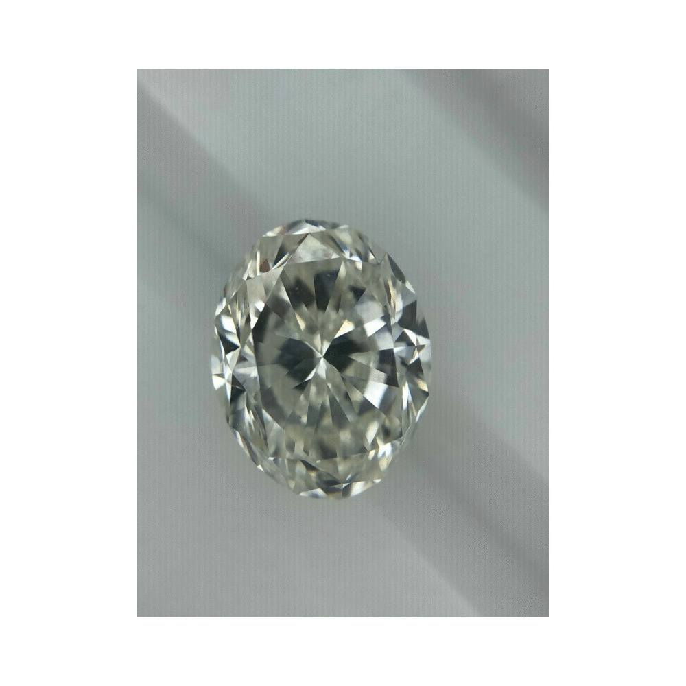 5.00 Carat Oval Loose Diamond, I, VVS1, Excellent, GIA Certified