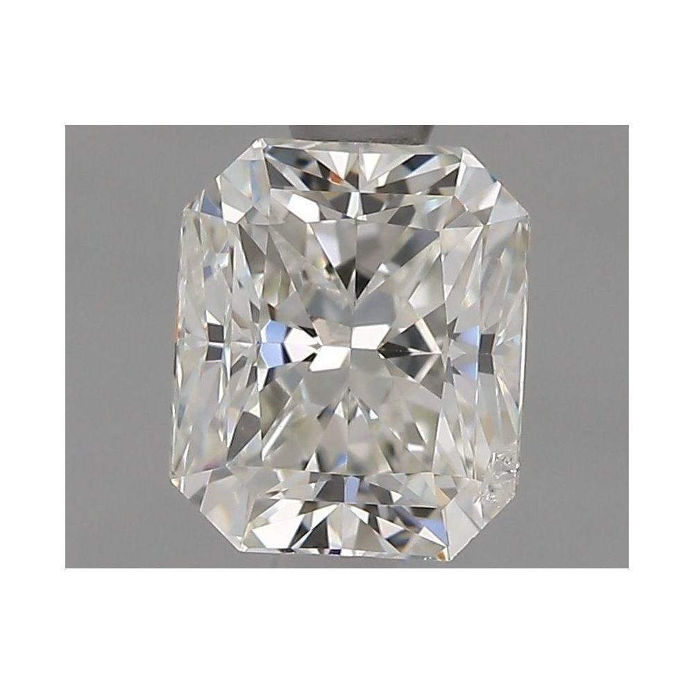 1.02 Carat Radiant Loose Diamond, I, I1, Good, GIA Certified