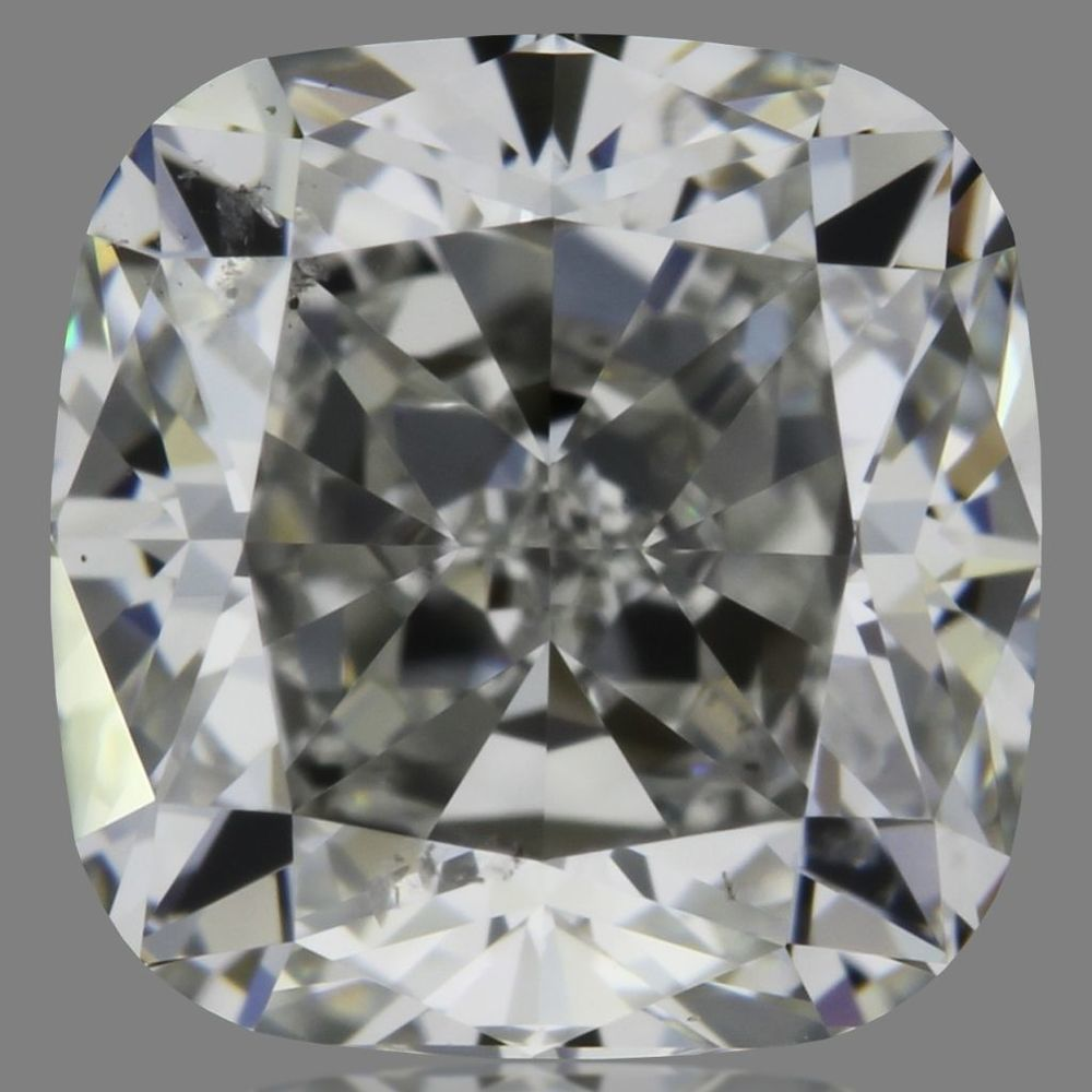 1.00 Carat Cushion Loose Diamond, G, SI1, Excellent, GIA Certified