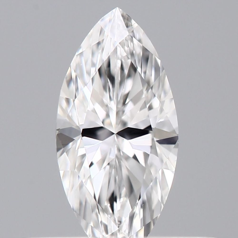0.27 Carat Marquise Loose Diamond, E, VS2, Excellent, GIA Certified