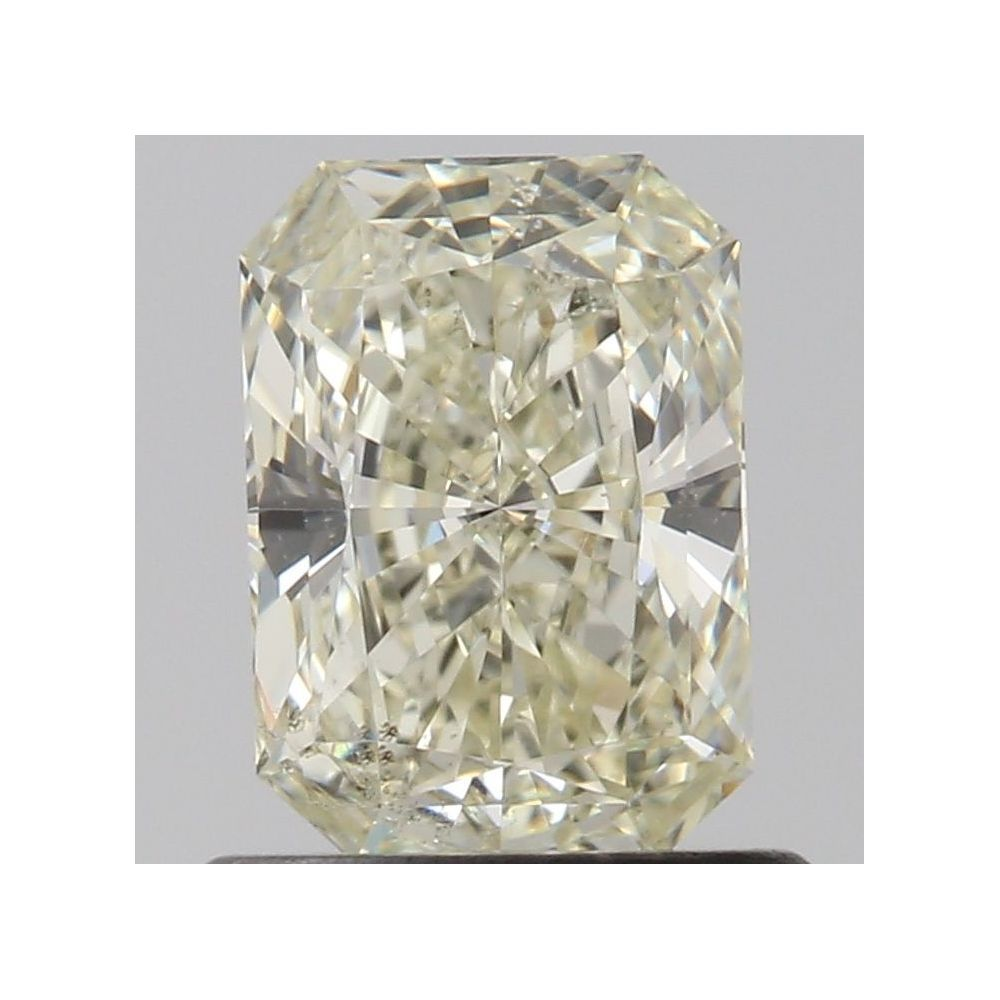 0.70 Carat Radiant Loose Diamond, M, SI1, Good, GIA Certified