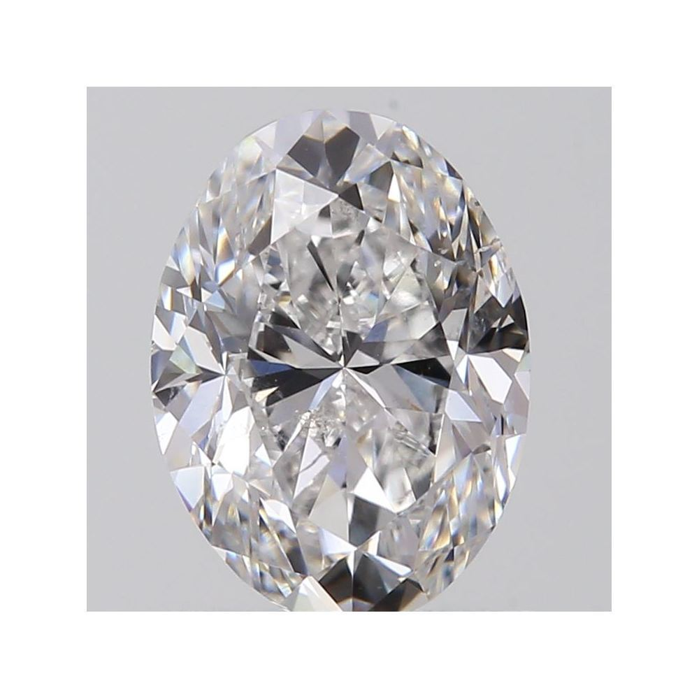 0.90 Carat Oval Loose Diamond, E, SI1, Excellent, GIA Certified