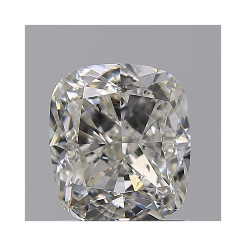 1.20 Carat Cushion Loose Diamond, I, SI2, Excellent, GIA Certified
