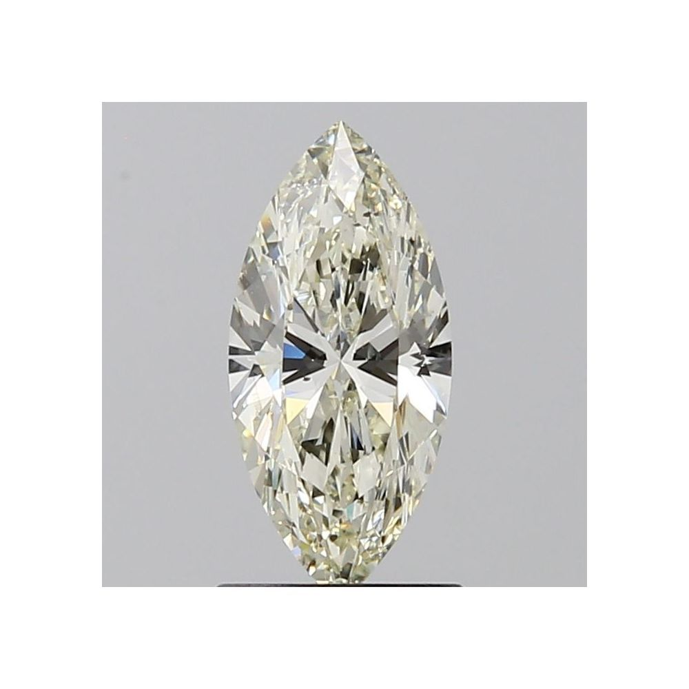 1.00 Carat Marquise Loose Diamond, M, SI1, Ideal, GIA Certified