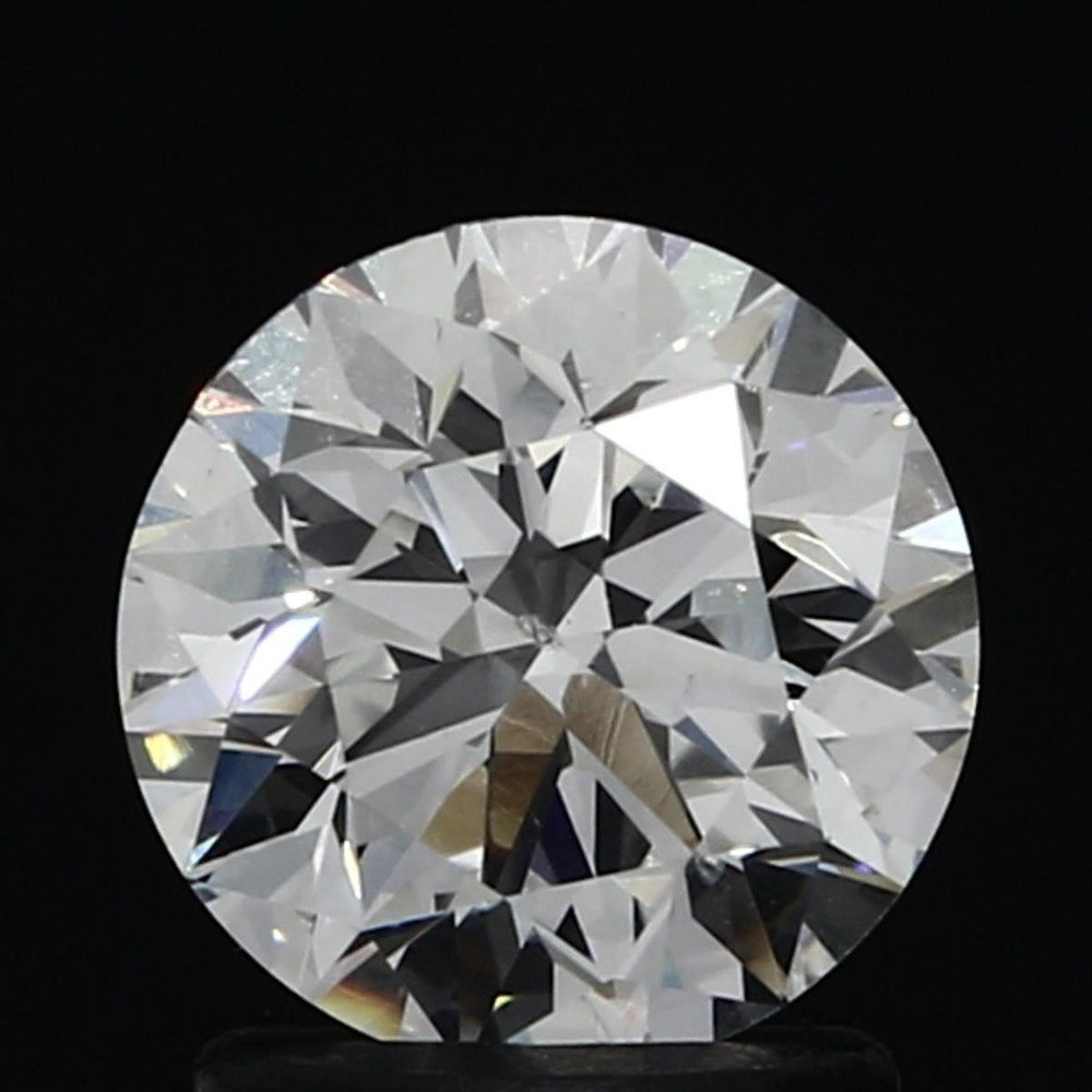 1.50 Carat Round Loose Diamond, D, SI1, Excellent, GIA Certified