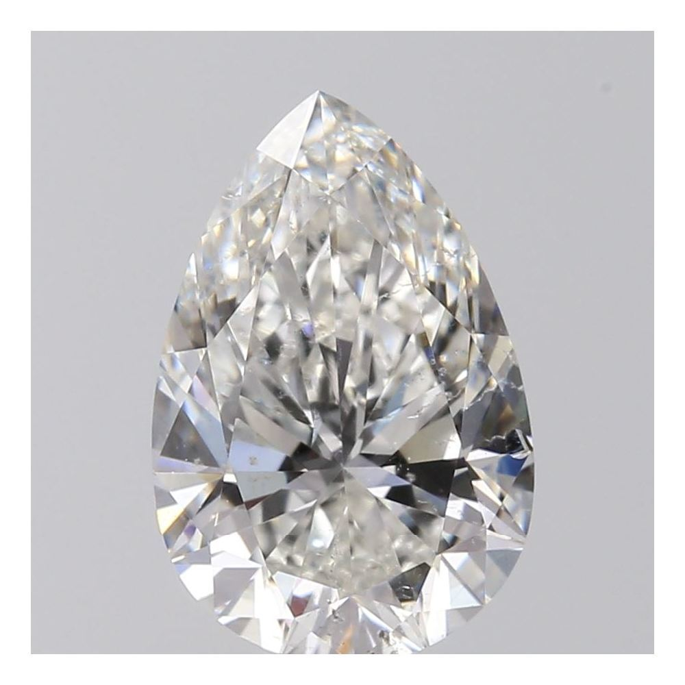 1.51 Carat Pear Loose Diamond, H, SI1, Super Ideal, GIA Certified