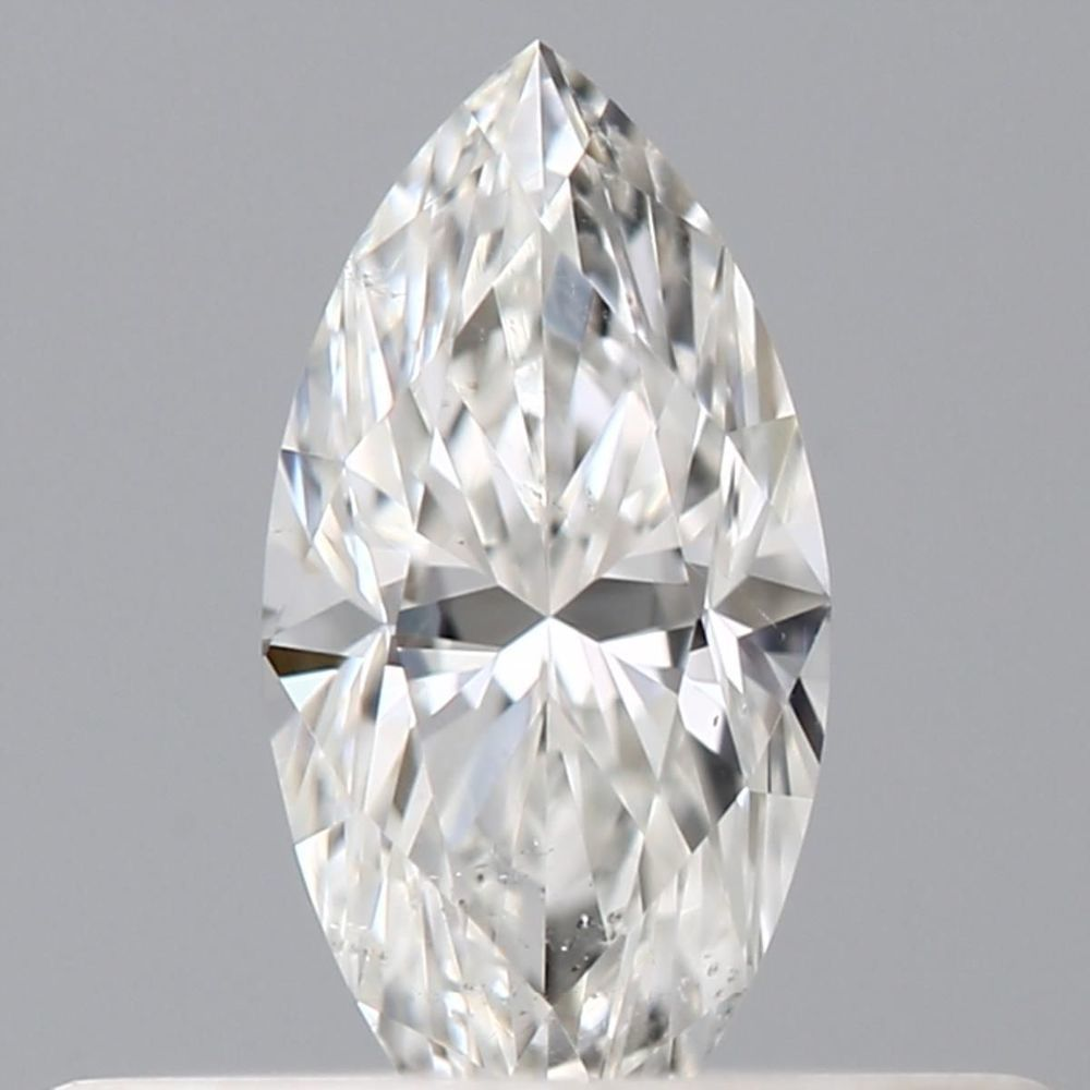 0.24 Carat Marquise Loose Diamond, G, SI1, Excellent, GIA Certified