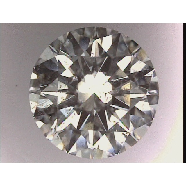 4.50 Carat Round Loose Diamond, G, SI2, Super Ideal, AGS Certified