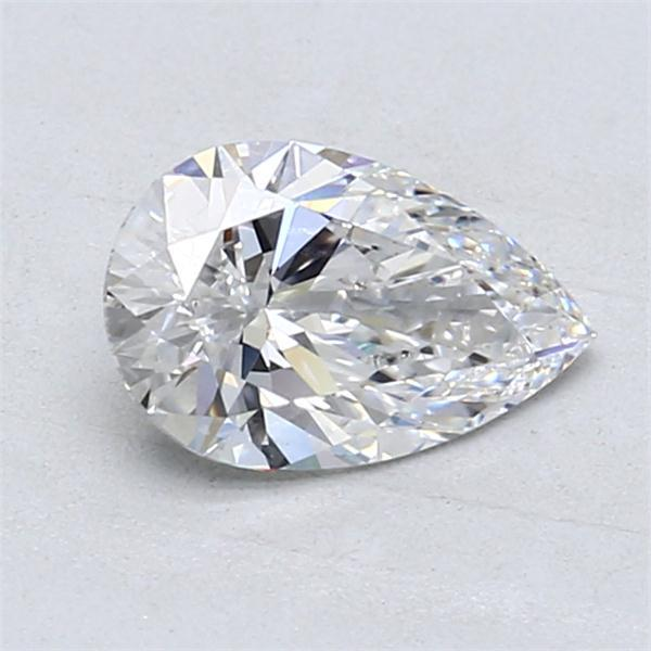 1.01 Carat Pear Loose Diamond, D, VVS2, Super Ideal, GIA Certified