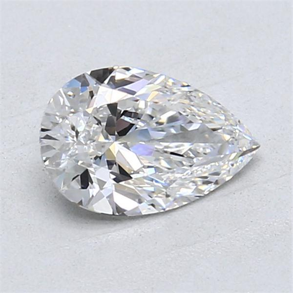 1.01 Carat Pear Loose Diamond, D, VVS1, Super Ideal, GIA Certified