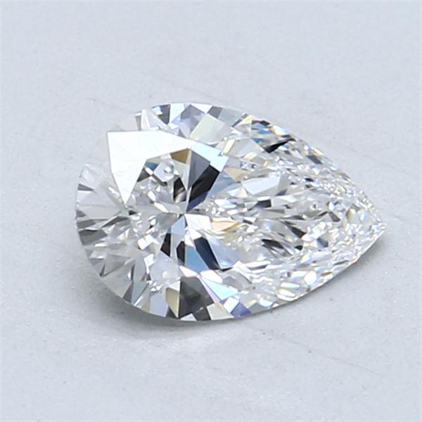 1.01 Carat Pear Loose Diamond, D, VVS2, Ideal, GIA Certified
