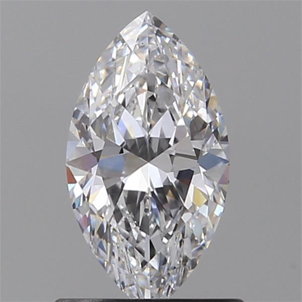 0.71 Carat Marquise Loose Diamond, D, VS2, Super Ideal, GIA Certified