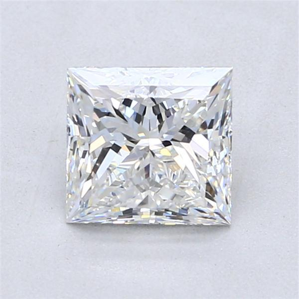2.02 Carat Princess Loose Diamond, E, VVS2, Super Ideal, GIA Certified