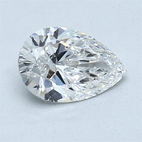 1.05 Carat Pear Loose Diamond, F, VS1, Super Ideal, GIA Certified