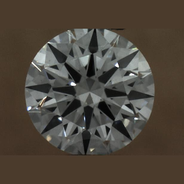 0.23 Carat Round Loose Diamond, E, VS1, Super Ideal, GIA Certified