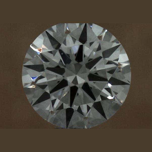0.22 Carat Round Loose Diamond, F, VS1, Super Ideal, GIA Certified