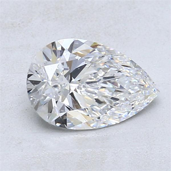 1.17 Carat Pear Loose Diamond, D, VVS1, Super Ideal, GIA Certified