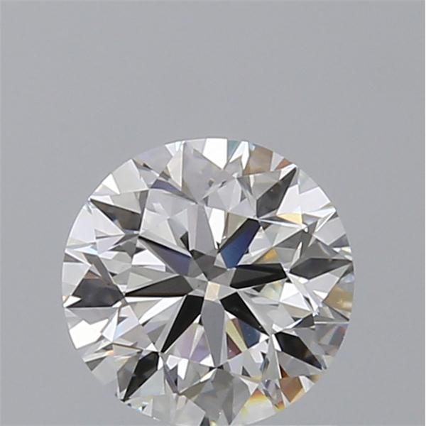 1.01 Carat Round Loose Diamond, H, VS2, Excellent, GIA Certified