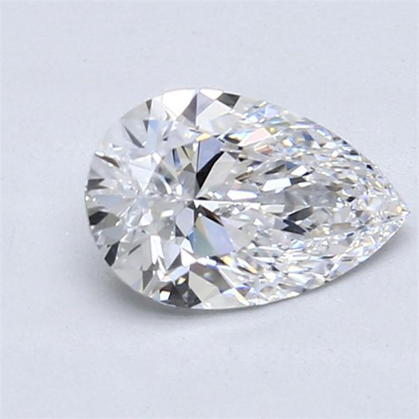 1.12 Carat Pear Loose Diamond, D, VVS1, Super Ideal, GIA Certified | Thumbnail