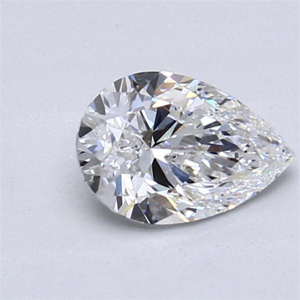 1.01 Carat Pear Loose Diamond, D, VS1, Super Ideal, GIA Certified | Thumbnail