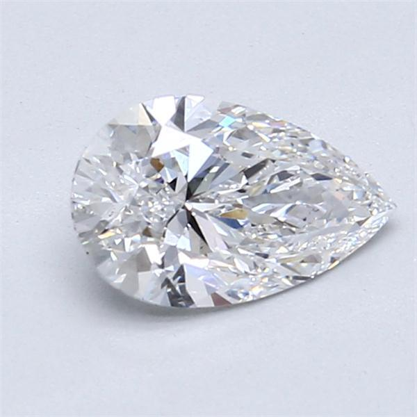 1.17 Carat Pear Loose Diamond, D, VS2, Super Ideal, GIA Certified | Thumbnail
