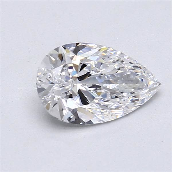 1.04 Carat Pear Loose Diamond, D, VVS1, Super Ideal, GIA Certified