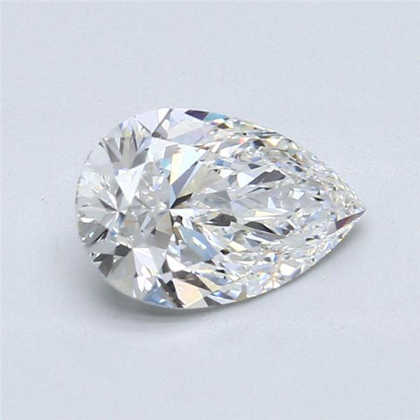 1.71 Carat Pear Loose Diamond, E, VVS1, Super Ideal, GIA Certified
