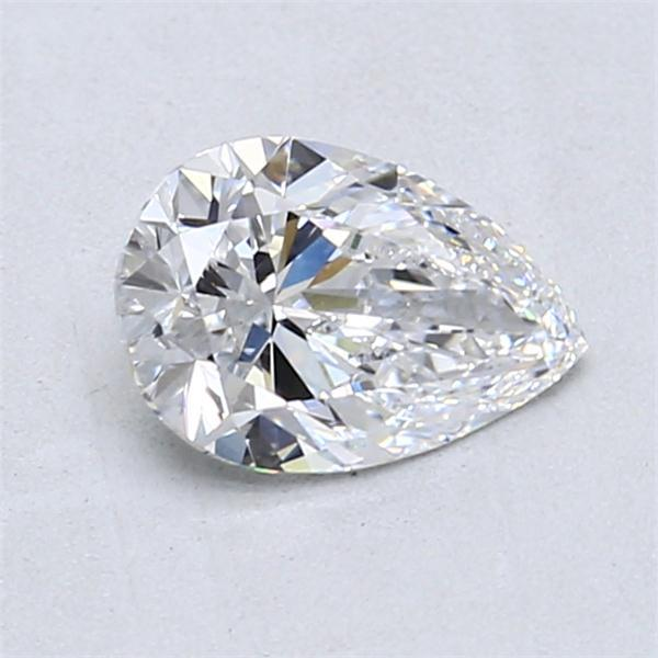 1.01 Carat Pear Loose Diamond, D, VS2, Super Ideal, GIA Certified