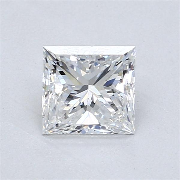1.05 Carat Princess Loose Diamond, D, VS1, Super Ideal, GIA Certified | Thumbnail