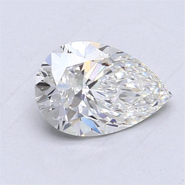 1.02 Carat Pear Loose Diamond, F, VVS1, Super Ideal, GIA Certified