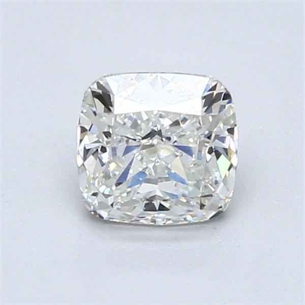 1.10 Carat Cushion Loose Diamond, H, IF, Ideal, GIA Certified