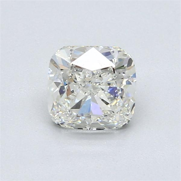 1.00 Carat Cushion Loose Diamond, J, VVS2, Ideal, GIA Certified