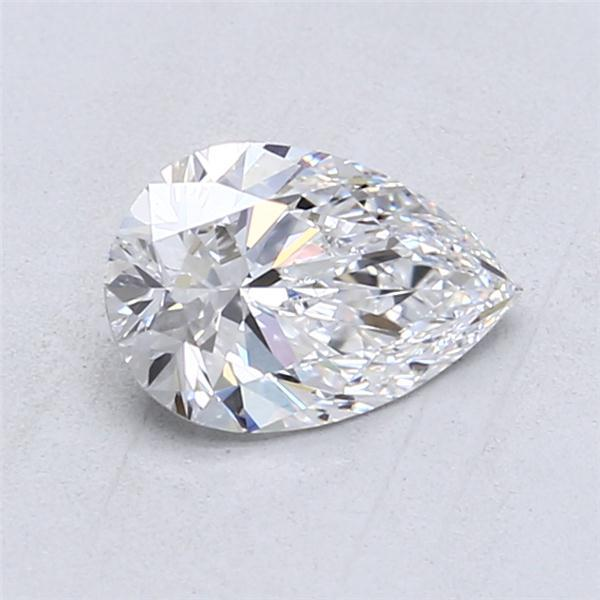 1.07 Carat Pear Loose Diamond, D, VVS1, Super Ideal, GIA Certified