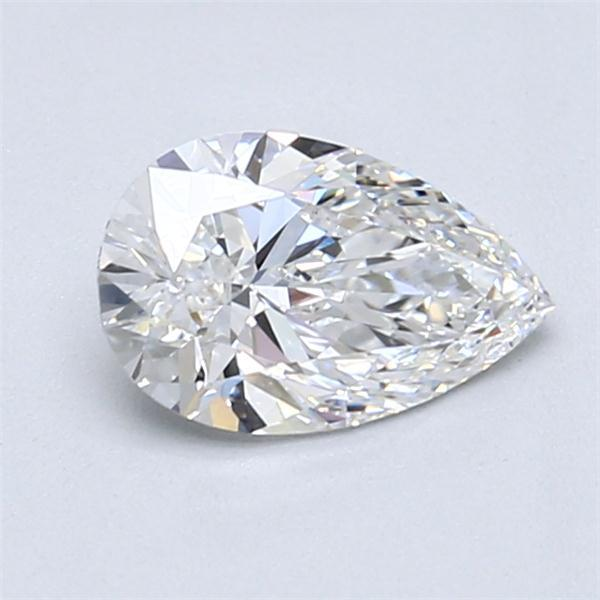 1.02 Carat Pear Loose Diamond, E, VVS1, Super Ideal, GIA Certified