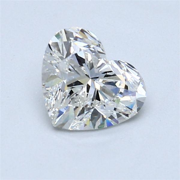 1.13 Carat Heart Loose Diamond, H, VS2, Super Ideal, GIA Certified | Thumbnail