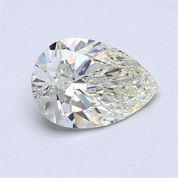 1.01 Carat Pear Loose Diamond, K, VS1, Ideal, GIA Certified