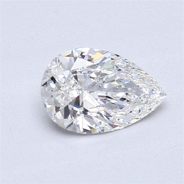 0.73 Carat Pear Loose Diamond, E, VS1, Ideal, GIA Certified