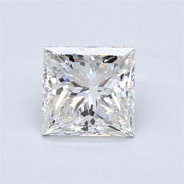 1.51 Carat Princess Loose Diamond, H, VVS2, Super Ideal, GIA Certified