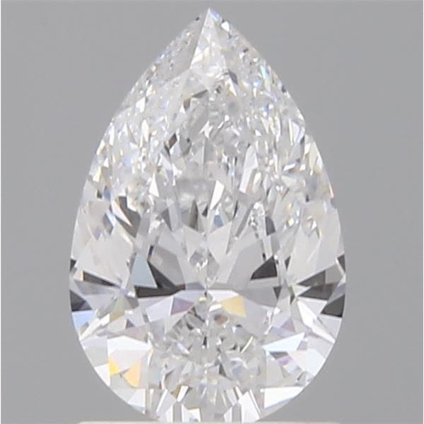 1.01 Carat Pear Loose Diamond, D, IF, Super Ideal, GIA Certified