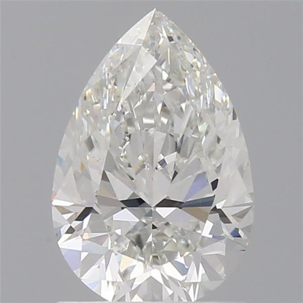 1.02 Carat Pear Loose Diamond, H, VS1, Super Ideal, GIA Certified | Thumbnail