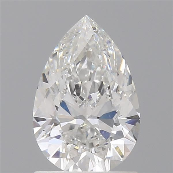 1.01 Carat Pear Loose Diamond, F, VS2, Super Ideal, GIA Certified | Thumbnail
