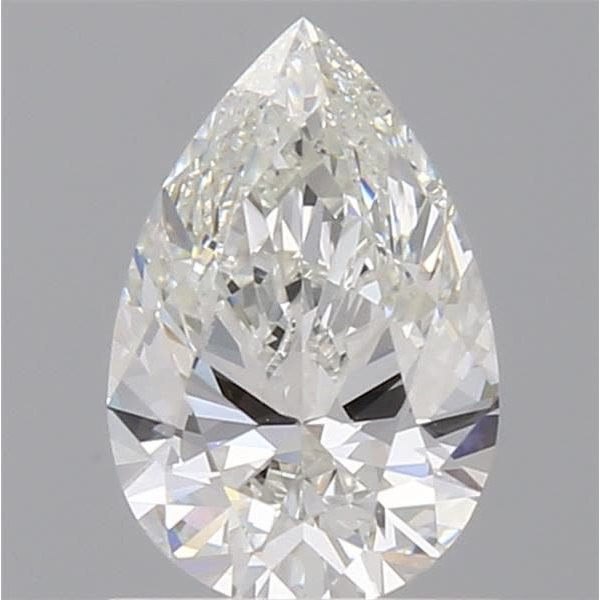 0.80 Carat Pear Loose Diamond, G, VS1, Ideal, GIA Certified