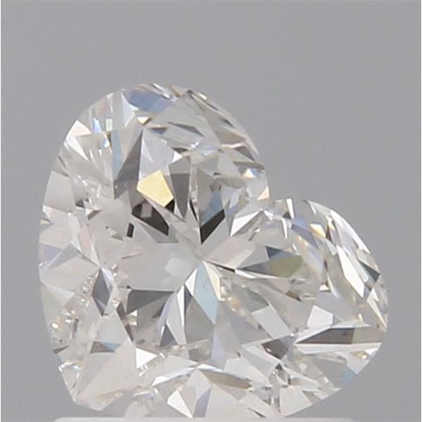1.02 Carat Heart Loose Diamond, H, VS1, Super Ideal, GIA Certified