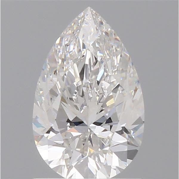 1.01 Carat Pear Loose Diamond, F, VVS1, Super Ideal, GIA Certified | Thumbnail