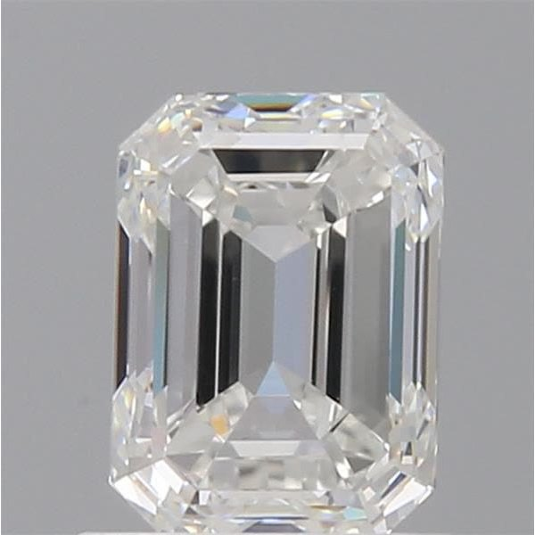 1.00 Carat Emerald Loose Diamond, G, VVS1, Ideal, GIA Certified