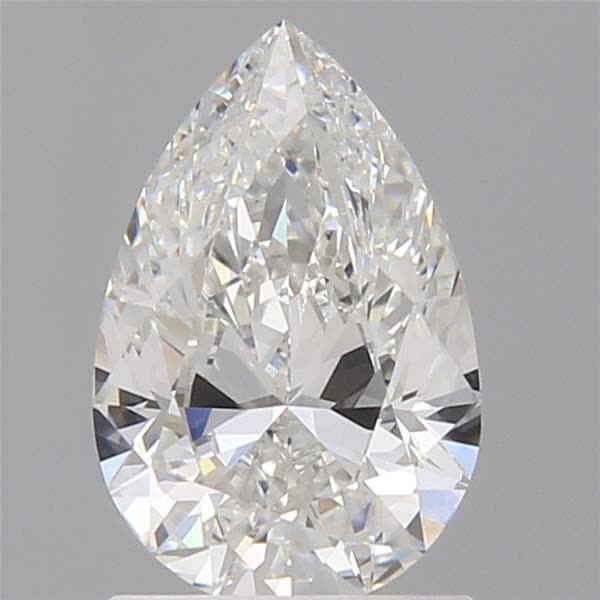 1.10 Carat Pear Loose Diamond, F, VVS1, Super Ideal, GIA Certified | Thumbnail
