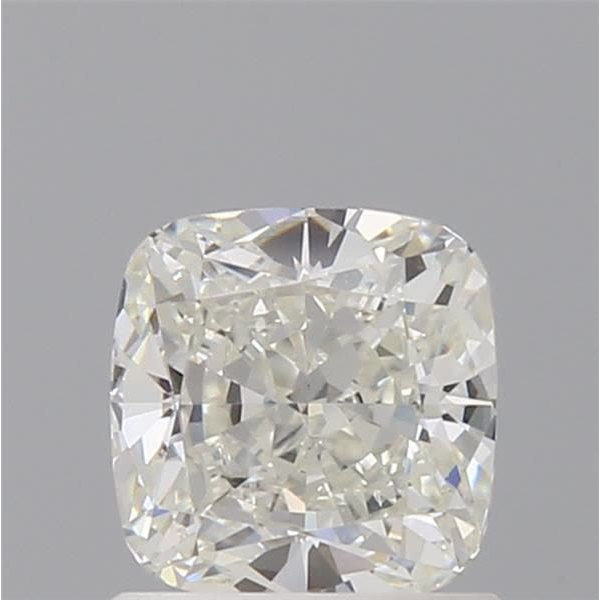 1.01 Carat Cushion Loose Diamond, J, VVS2, Ideal, GIA Certified
