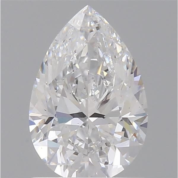 1.01 Carat Pear Loose Diamond, D, VS1, Super Ideal, GIA Certified